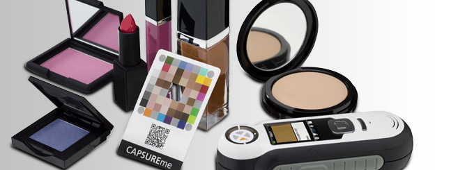 Cosmetics Industry Color Solutions