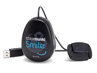 ColorMunki Smile - Easy-to-Use Monitor Calibration: X-Rite