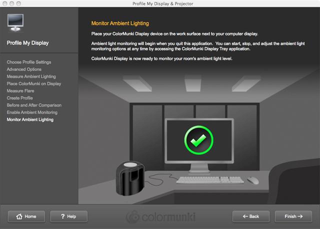 ColorMunki Display - Advanced Monitor & Projector