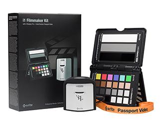 X-Rite: EODIS3MSCCPPVC : i1 Filmmaker Kit