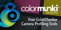 Free ColorChecker Camera Profiling Tools