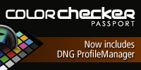 Free ColorChecker Passport now includes DNG ProfileManager