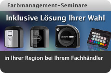 Farbmanagement Seminare