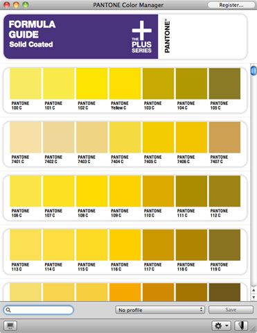 Pantone Color Palette Generator I1Publish Pro 2 For Prepress & Imaging Pros Xrite Photo & Video