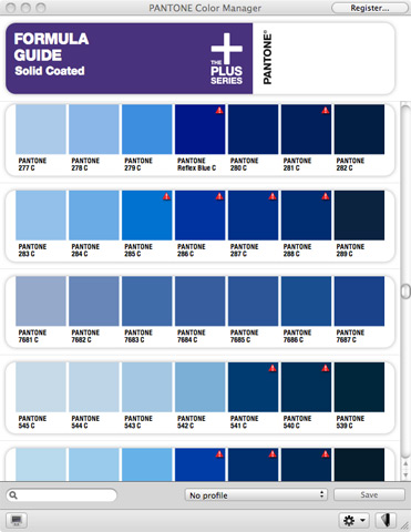 Paint Color Swatches Name