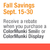 Fall Savings 2016
