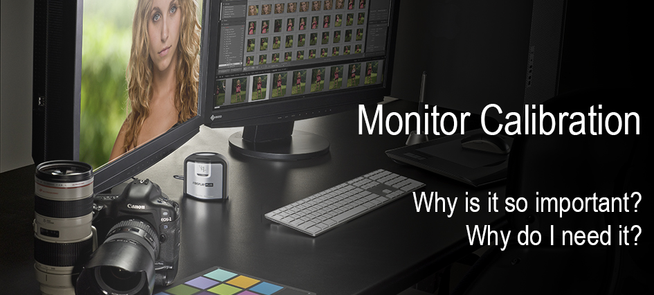 Monitor Calibration.  Why is it so important? And why do I need it?